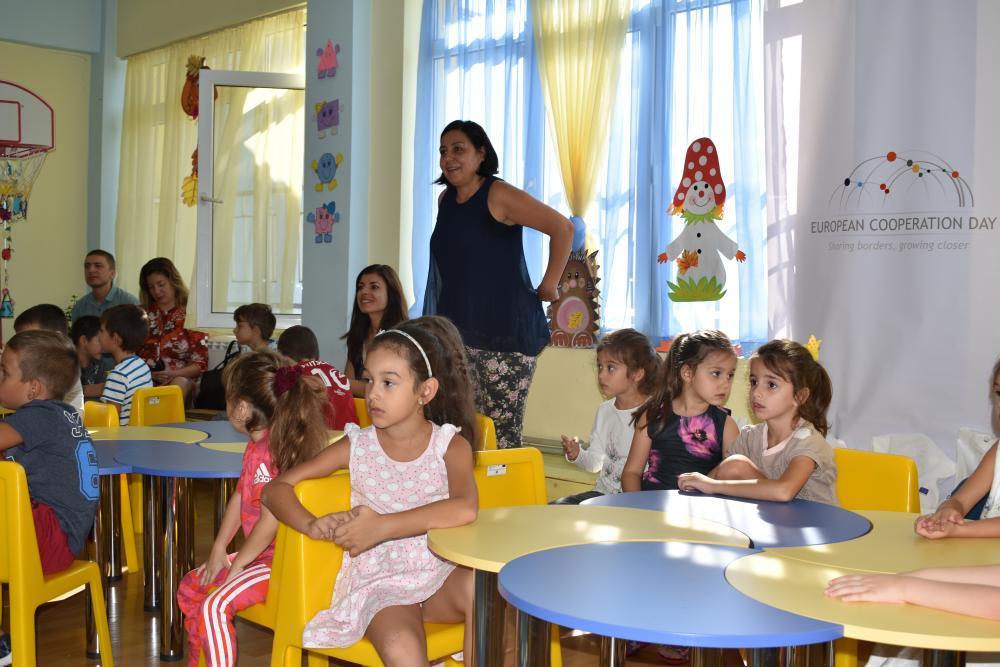 """""""Valshebstvo"""" Kindergarten, Burgas, 21 September 2018"""
