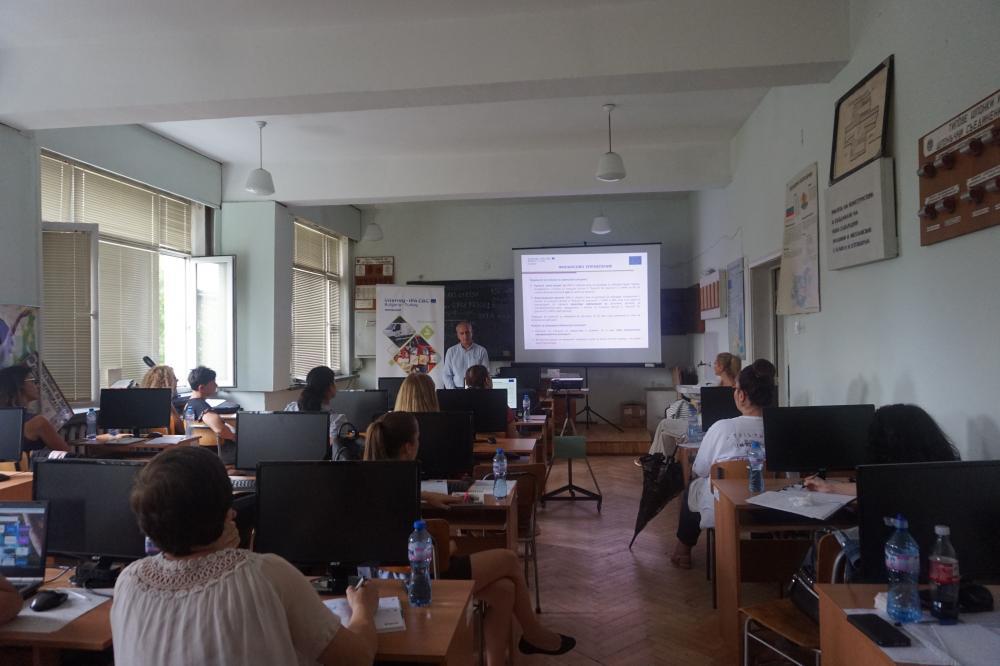 """ПГМЕТ """"Стойчо и Кица Марчеви"""", гр. Хасково, 24 юли 2019 г."""