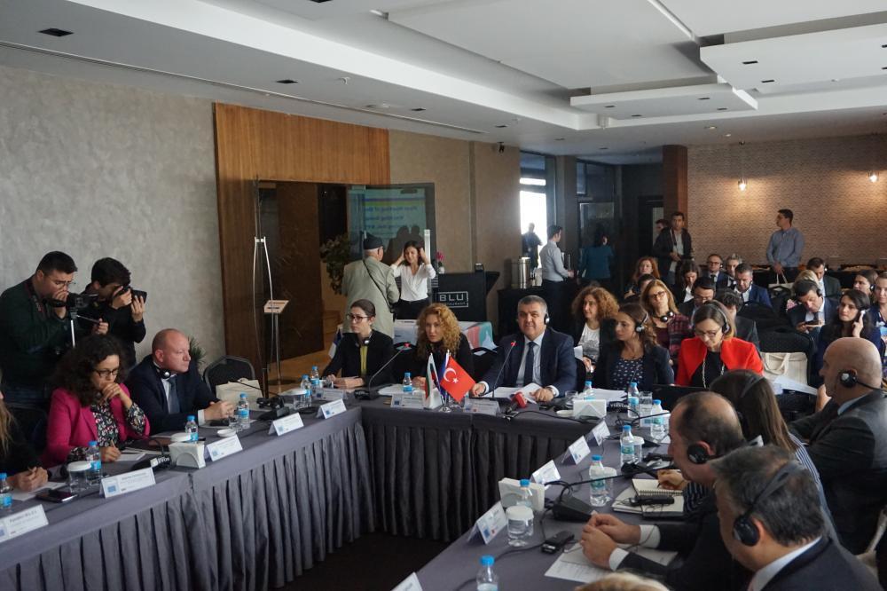 12 November 2019, Edirne, Republic of Turkey