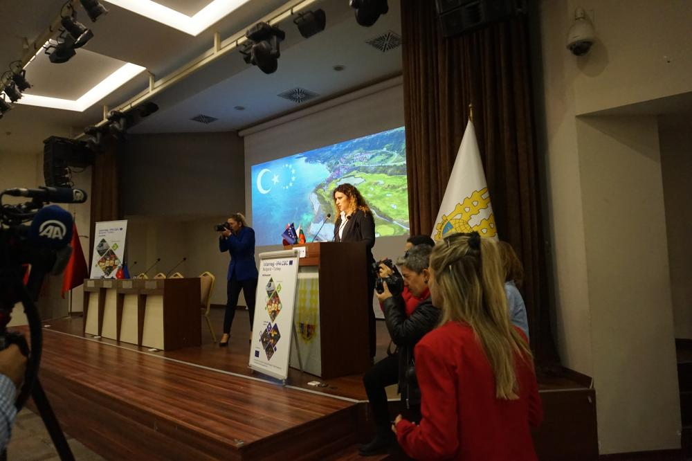 13 November 2019, Meriç Meeting Hall of Edirne Chamber of Trade and Industry (ETSO)