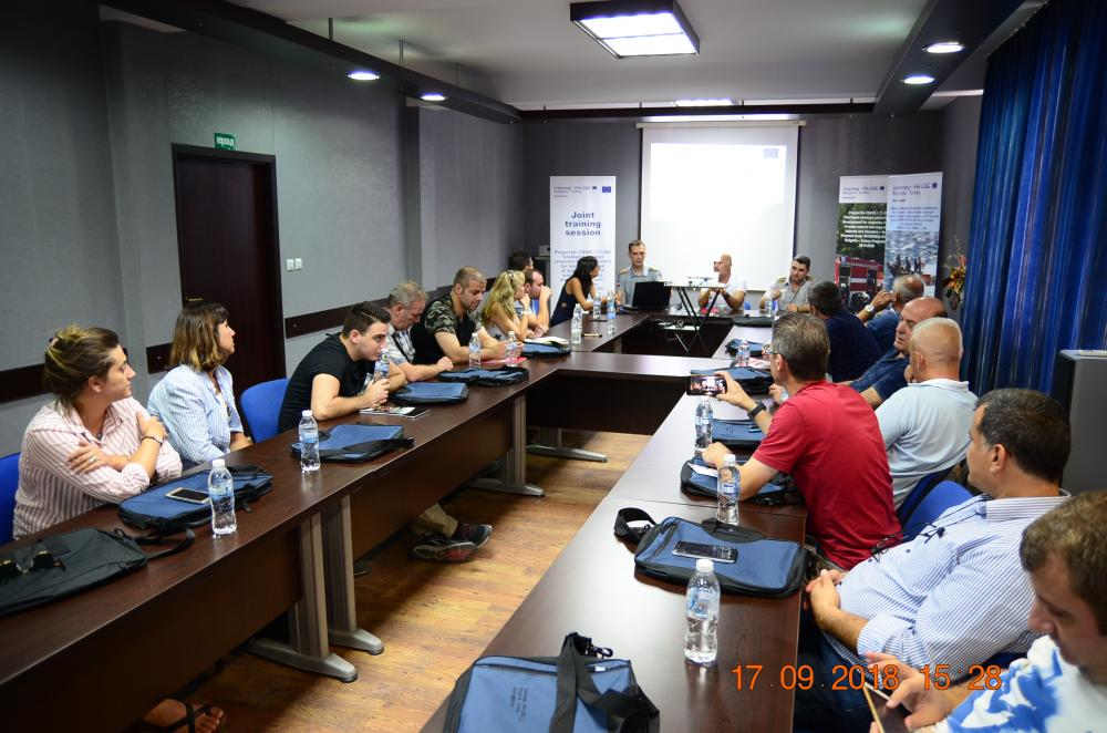 17-19.09.2018, Yambol, Bulgaria