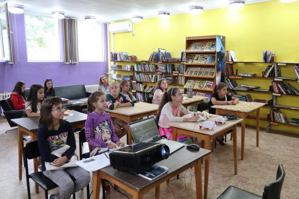 "19 September 2019, Regional Library ""Hristo Smirnenski""- Haskovo"