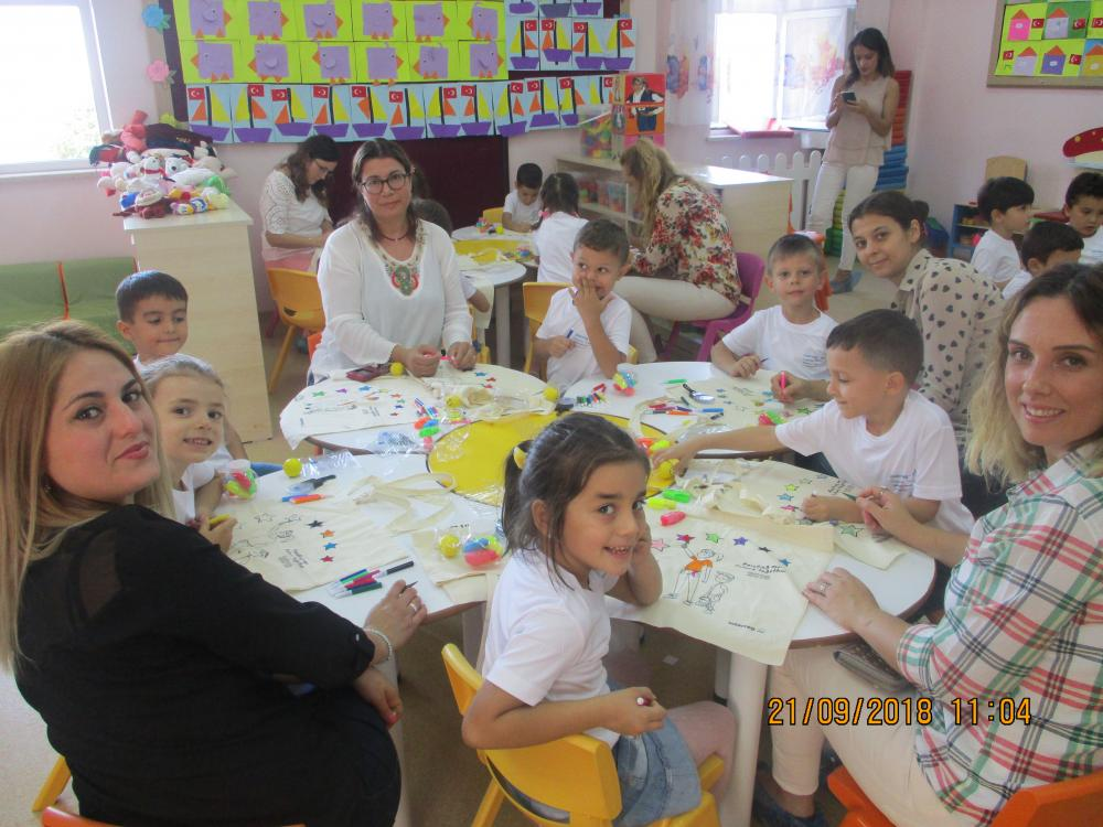 Nilüfer Hatun Kindergarten, Edirne, 21 September 2018
