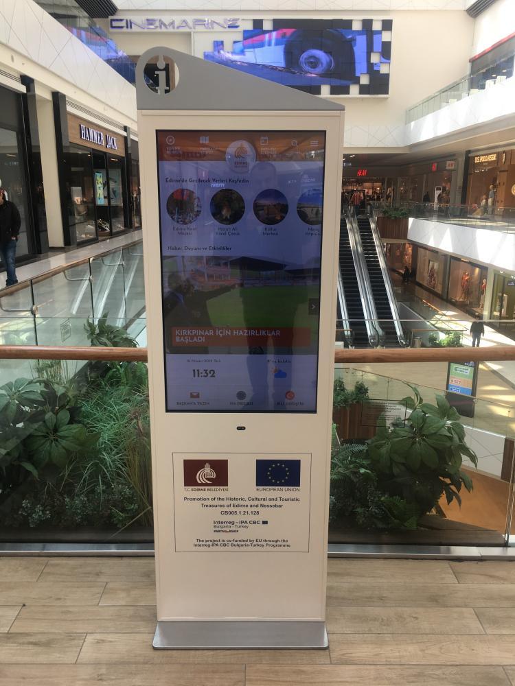 Edirne Municipality, Erasta Mall