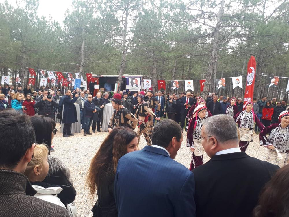 15 March 2019, Kirklareli, Turkey