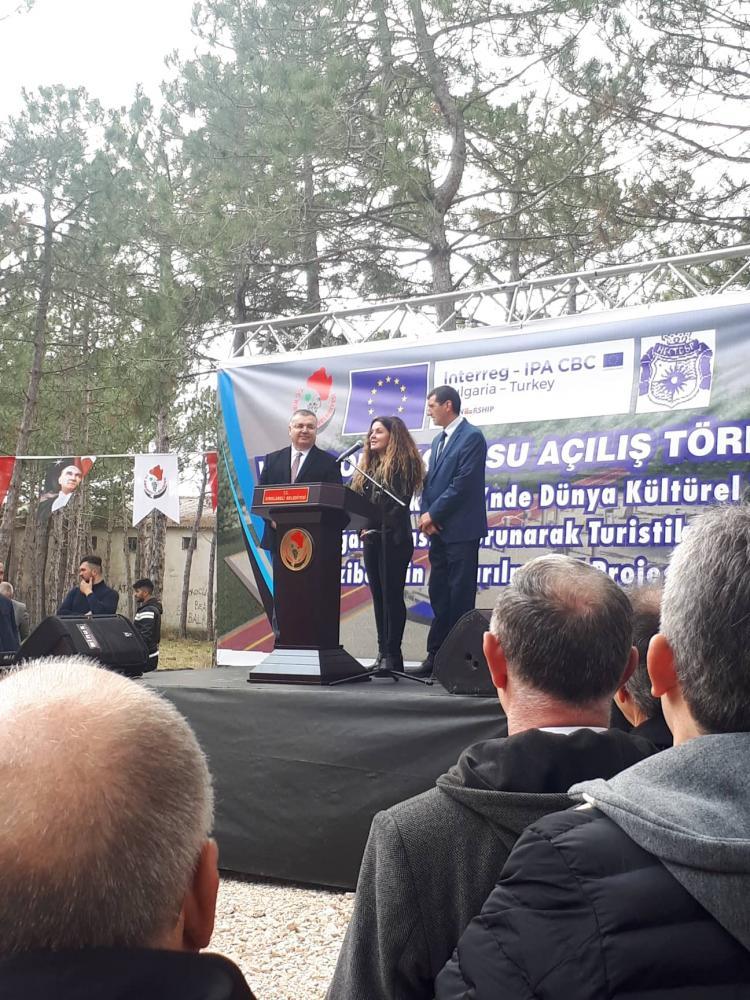 15 March 2019, Kirklareli, Turkey