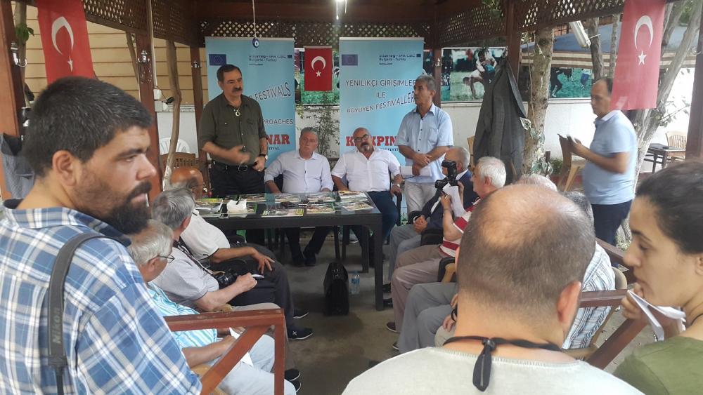 13 July 2017, Edirne