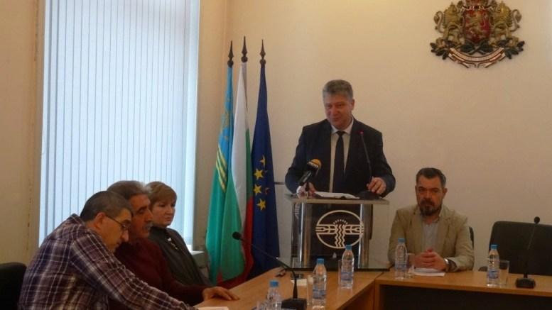 23 February 2018, Yambol, Bulgaria